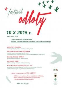 2015 festiwal odloty - Warsztaty ptasi dom