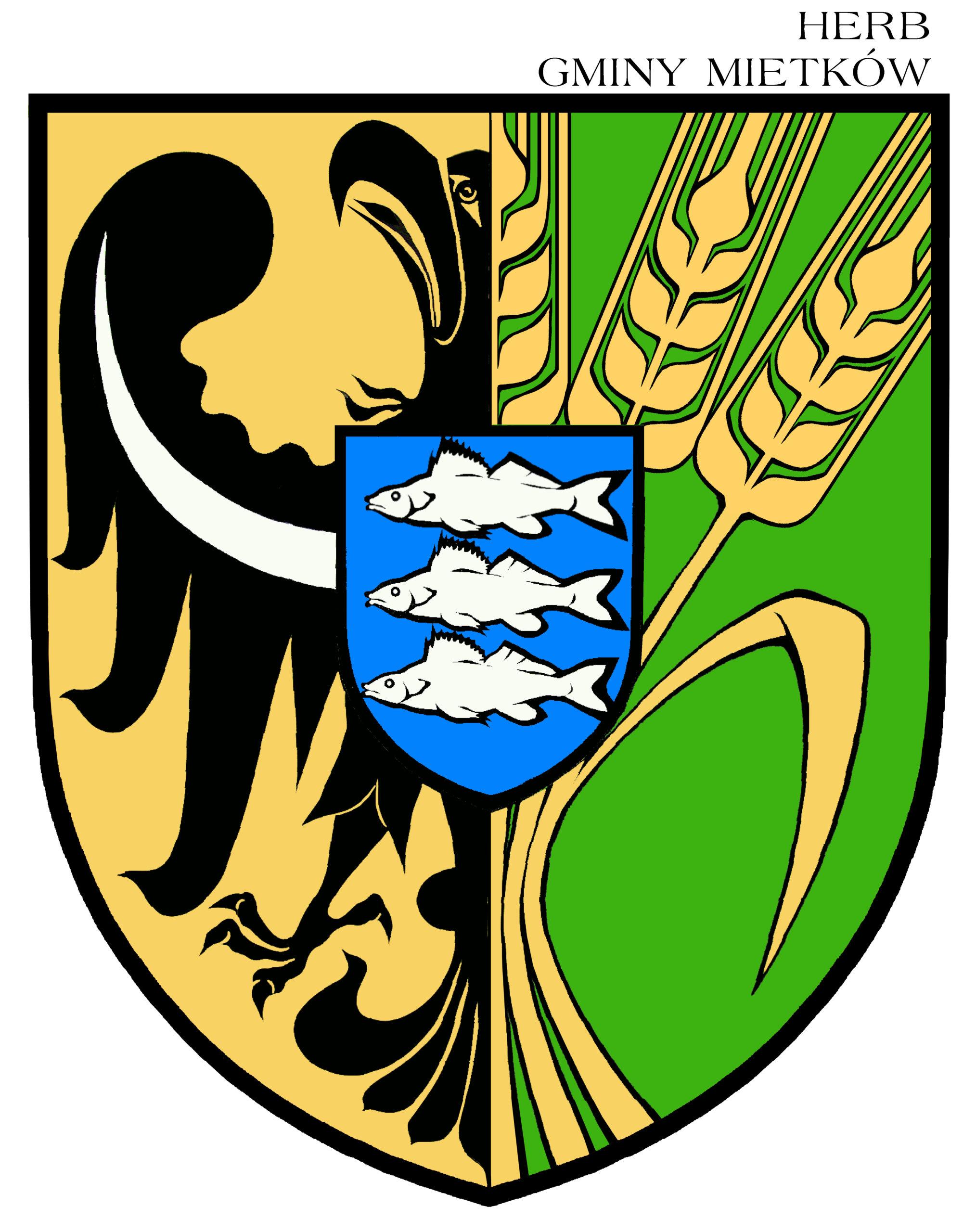 Herb Gmina Mietków