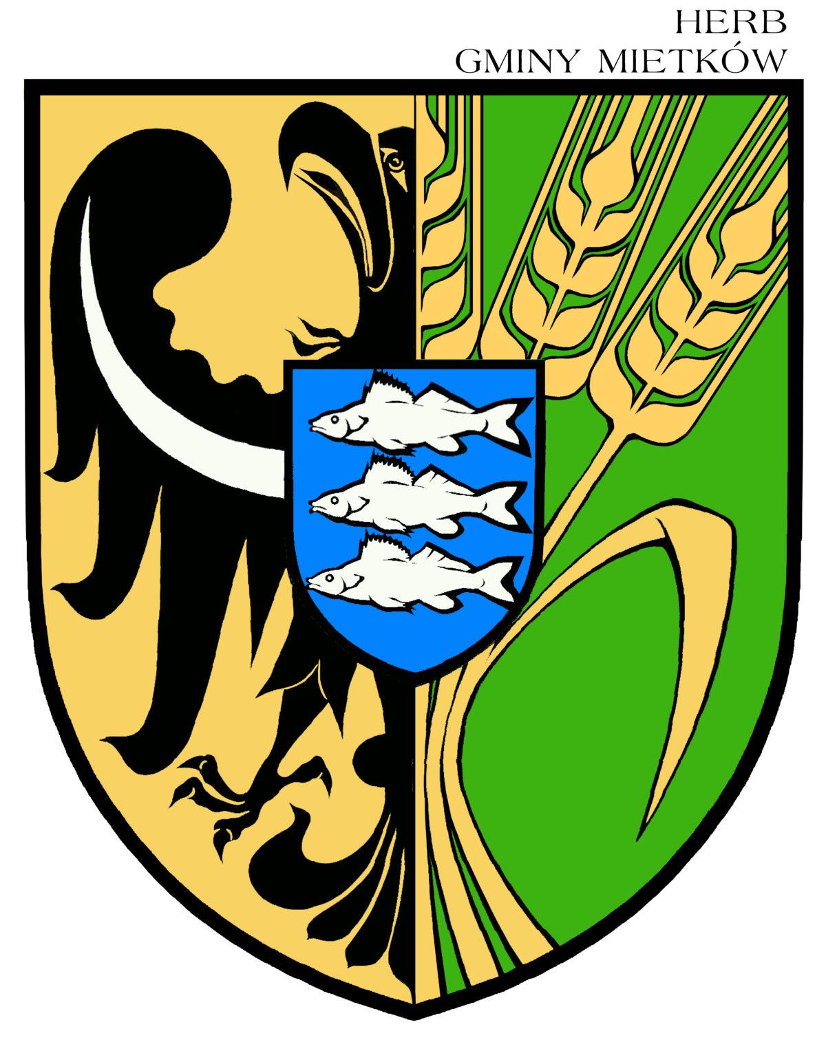 Herb Gminy Mietków