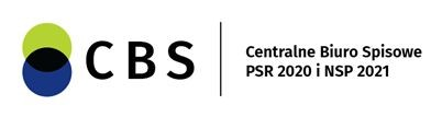 Centralne biuro spisowe logo