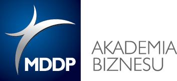 Logo MDDP Akademia Biznesu